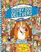 Cover-Bild zu Freeman, Tor: Digby Dog Delivers: A Search-And-Find Book