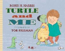 Cover-Bild zu Harris, Robie: Turtle and Me