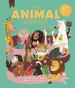 Cover-Bild zu Jenkins, Martin: The Animal Awards: Celebrate Nature with 50 Fabulous Creatures from the Animal Kingdom