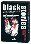 Cover-Bild zu black stories - Horror Movies Edition von Harder, Corinna