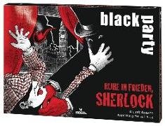 Cover-Bild zu black party Ruhe in Frieden, Sherlock