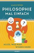 Cover-Bild zu Philosophie mal einfach (für Einsteiger, Anfänger und Studierende) von Mania, Hubert (Übers.)