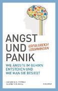 Cover-Bild zu Angst und Panik erfolgreich überwinden von Falk, Dietlind (Übers.)