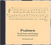 Cover-Bild zu Joppich, Godehard: CD: Psalmen für die Sonn- und Festtage, mit Wochenspruchantiphonen