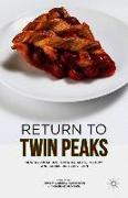 Cover-Bild zu Weinstock, Jeffrey Andrew (Hrsg.): Return to Twin Peaks
