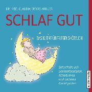 Cover-Bild zu Schlaf gut (Audio Download) von Croos-Müller, Claudia