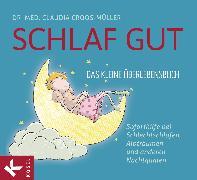 Cover-Bild zu Schlaf gut - Das kleine Überlebensbuch (eBook) von Croos-Müller, Claudia