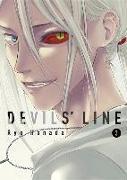 Cover-Bild zu Hanada, Ryo: Devils' Line, 3