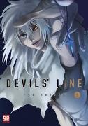 Cover-Bild zu Hanada, Ryo: Devils' Line - Band 9