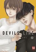 Cover-Bild zu Hanada, Ryo: Devils' Line - Band 7