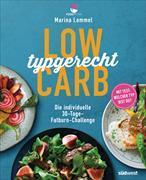 Cover-Bild zu Low Carb typgerecht von Lommel, Marina