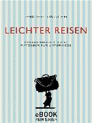 Cover-Bild zu Leichter Reisen (eBook) von Tingler, Philipp