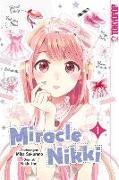 Cover-Bild zu Sakurano, Mika: Miracle Nikki 01