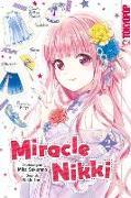 Cover-Bild zu Sakurano, Mika: Miracle Nikki 02