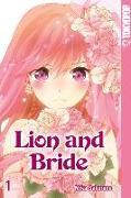 Cover-Bild zu Sakurano, Mika: Lion and Bride 01