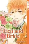 Cover-Bild zu Sakurano, Mika: Lion and Bride 03