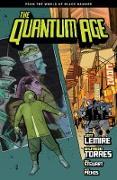 Cover-Bild zu Lemire, Jeff: Quantum Age: From the World of Black Hammer Volume 1
