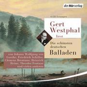 Cover-Bild zu Brentano, Clemens: Gert Westphal liest: Die schönsten deutschen Balladen