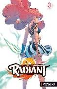 Cover-Bild zu Valente, Tony: Radiant 3