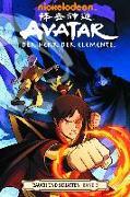 Cover-Bild zu Yang, Gene Luen: Avatar: Der Herr der Elemente Comicband 13