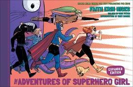 Cover-Bild zu Erin Hicks, Faith: The Adventures of Superhero Girl (Expanded Edition)