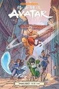 Cover-Bild zu Hicks, Faith Erin: Avatar: The Last Airbender-Imbalance Part One