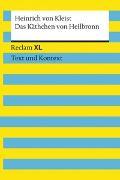 Cover-Bild zu von Kleist, Heinrich: Das Käthchen von Heilbronn oder Die Feuerprobe. Textausgabe mit Kommentar und Materialien