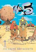 Cover-Bild zu Taiyo Matsumoto: No. 5, Vol. 1