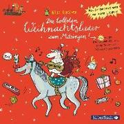 Cover-Bild zu Die tollsten Weihnachtslieder zum Mitsingen