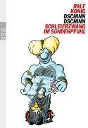 Cover-Bild zu König, Ralf: Teil 2: Schleierzwang im Sündenpfuhl - Dschinn Dschinn