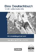 Cover-Bild zu Bittkau, Cajetan: Das Deutschbuch - Fachhochschulreife, Allgemeine Ausgabe - mit Anwendungssituationen, 11./12. Schuljahr, Handreichungen für den Unterricht mit CD-ROM