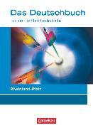 Cover-Bild zu Biermann, Martina: Das Deutschbuch - Fachhochschulreife, Rheinland-Pfalz, 11./12. Schuljahr, Schülerbuch