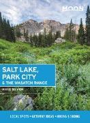 Cover-Bild zu eBook Moon Salt Lake, Park City & the Wasatch Range