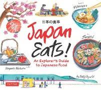 Cover-Bild zu eBook Japan Eats!