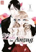 Cover-Bild zu Sakurada, Hina: Liebe im Anzug - Band 1