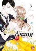 Cover-Bild zu Sakurada, Hina: Liebe im Anzug - Band 3