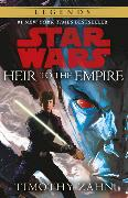 Cover-Bild zu Zahn, Timothy: Heir to the Empire