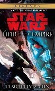 Cover-Bild zu Zahn, Timothy: Heir to the Empire: Star Wars Legends (The Thrawn Trilogy)