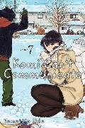 Cover-Bild zu Tomohito Oda: Komi Can't Communicate, Vol. 7