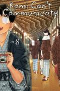 Cover-Bild zu Tomohito Oda: Komi Can't Communicate, Vol. 8