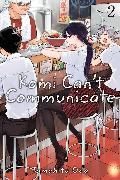 Cover-Bild zu Tomohito Oda: Komi Can't Communicate, Vol. 2