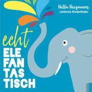 Cover-Bild zu Studio Kids Mittelhessen (Sänger): CD Echt elefantastisch