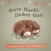 Cover-Bild zu Buchholz-Fiebig, Martin (Sänger): CD Gute Nacht, lieber Gott
