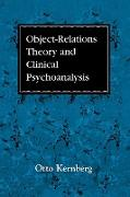 Cover-Bild zu Object Relations Theory and Clinical Psychoanalysis von Kernberg, Otto F.
