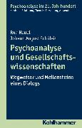 Cover-Bild zu Psychoanalyse und Gesellschaftswissenschaften (eBook) von Schülein, Johann August