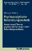 Cover-Bild zu Psychoanalytische Behandlungstechnik (eBook) von Mertens, Wolfgang