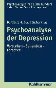 Cover-Bild zu Psychoanalyse der Depression (eBook) von Klug, Günther