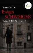 Cover-Bild zu Eisiges Schweigen: Der dritte Fall für Llimona 5 - Ein Barcelona-Krimi (eBook) von Rodrian, Irene