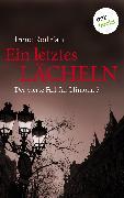 Cover-Bild zu Ein letztes Lächeln: Der vierte Fall für Llimona 5 - Ein Barcelona-Krimi (eBook) von Rodrian, Irene