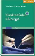 Cover-Bild zu Klinikleitfaden Chirurgie von Pommer, Axel (Hrsg.)